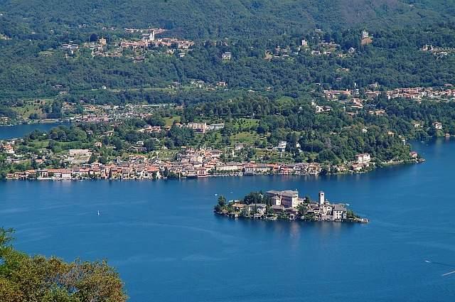 Lago d'Orta – Alla scoperta del lago più romantico d'Italia
