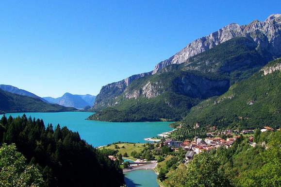 Lago di Molveno – Vacanze in camping, agriturismo o locanda