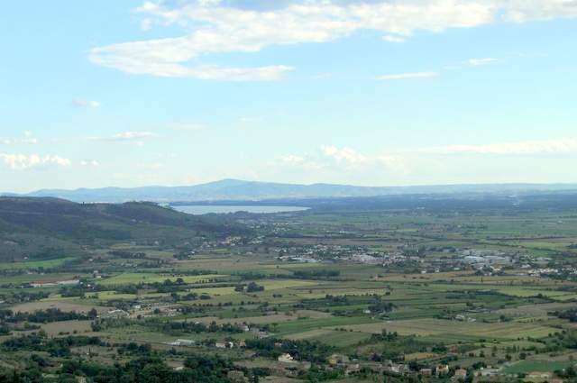Il lago Trasimeno e Cortona: da sempre legati da un rapporto speciale