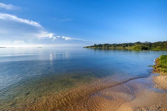I cinque laghi africani più grandi