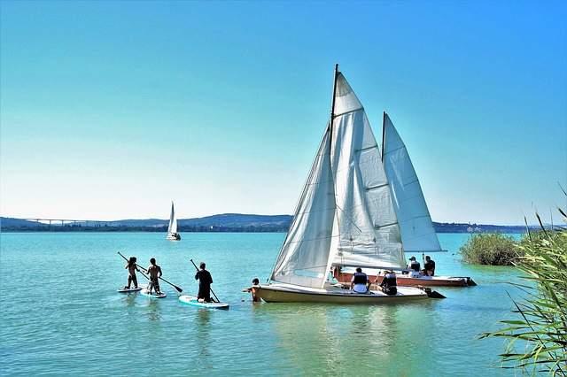 Lago Balaton il mare ungherese