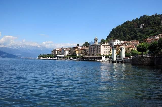 Il lago di Como in bicicletta