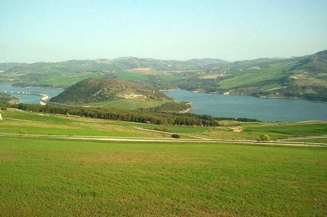 Lago di Guardialfiera