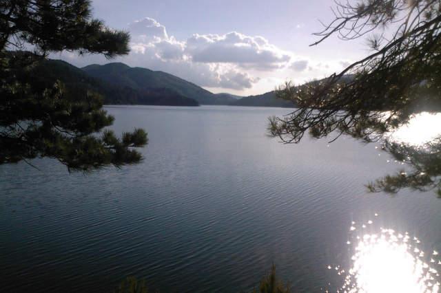Lago Ampollino: il fascino del lago fra tre province
