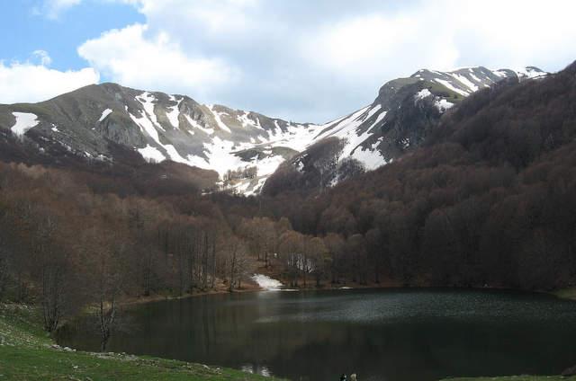 Lago Laudemio: una perla nel Parco nazionale dell'Appennino Lucano