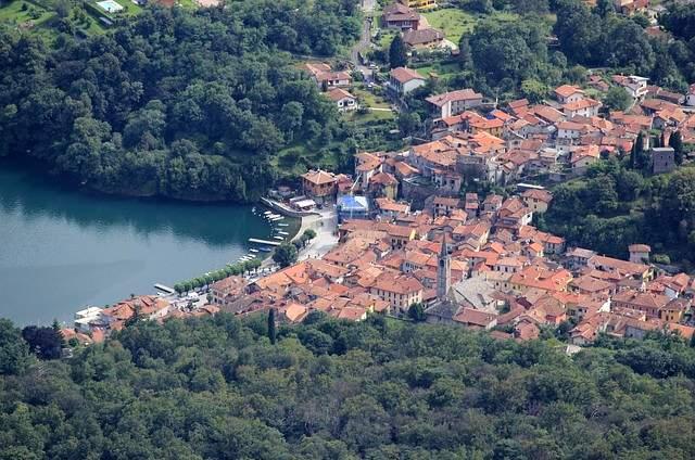 Lago di Mergozzo: il lago più pulito