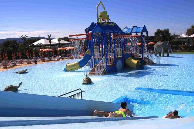 Acquapark Egnazia a Capitolo
