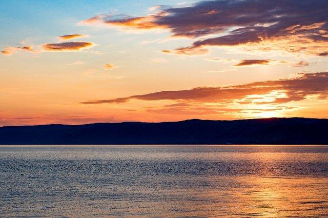Lago Bajkal, il lago più profondo del mondo