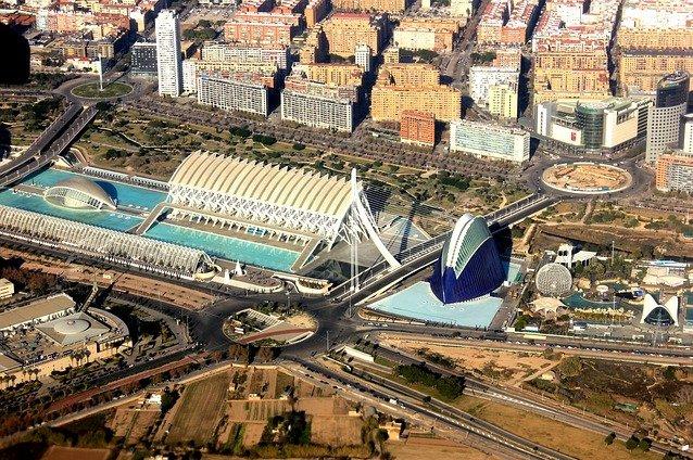 Turia, il fiume di Valencia